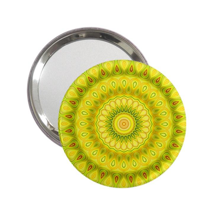 Mandala Handbag Mirror (2.25 )