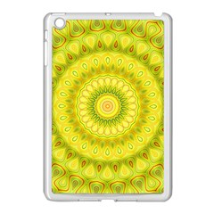 Mandala Apple Ipad Mini Case (white) by Siebenhuehner