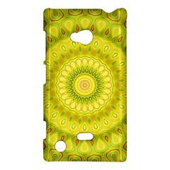 Mandala Nokia Lumia 720 Hardshell Case by Siebenhuehner