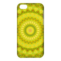 Mandala Apple Iphone 5c Hardshell Case by Siebenhuehner
