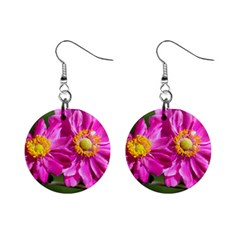 Flower Mini Button Earrings by Siebenhuehner