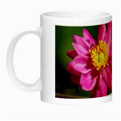 Flower Glow In The Dark Mug by Siebenhuehner