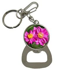 Flower Bottle Opener Key Chain by Siebenhuehner