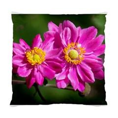 Flower Cushion Case (two Sided)  by Siebenhuehner