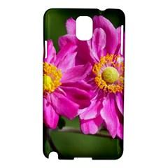 Flower Samsung Galaxy Note 3 N9005 Hardshell Case by Siebenhuehner