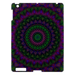 Mandala Apple Ipad 3/4 Hardshell Case by Siebenhuehner