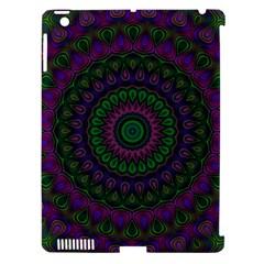 Mandala Apple Ipad 3/4 Hardshell Case (compatible With Smart Cover) by Siebenhuehner