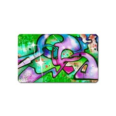 Graffity Magnet (name Card) by Siebenhuehner
