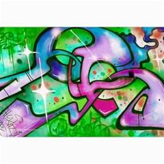 Graffity Canvas 20  X 30  (unframed) by Siebenhuehner