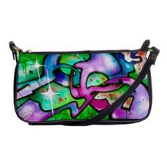 Graffity Evening Bag by Siebenhuehner