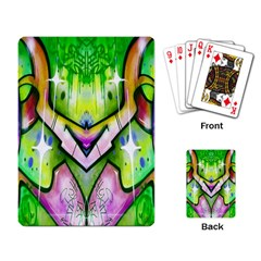 Graffity Playing Cards Single Design by Siebenhuehner