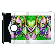 Graffity Apple Ipad 2 Flip 360 Case by Siebenhuehner