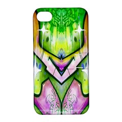 Graffity Apple Iphone 4/4s Hardshell Case With Stand by Siebenhuehner