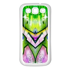 Graffity Samsung Galaxy S3 Back Case (white) by Siebenhuehner
