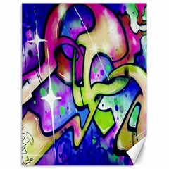 Graffity Canvas 18  X 24  (unframed) by Siebenhuehner