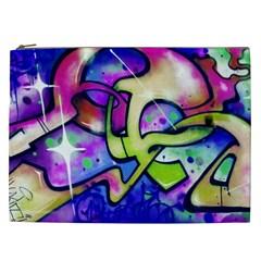 Graffity Cosmetic Bag (xxl) by Siebenhuehner