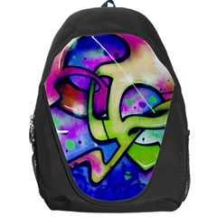 Graffity Backpack Bag by Siebenhuehner