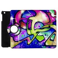 Graffity Apple Ipad Mini Flip 360 Case by Siebenhuehner