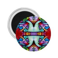 Graffity 2 25  Button Magnet by Siebenhuehner