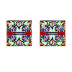 Graffity Cufflinks (square) by Siebenhuehner