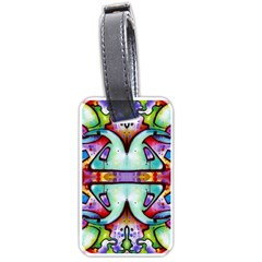 Graffity Luggage Tag (two Sides) by Siebenhuehner