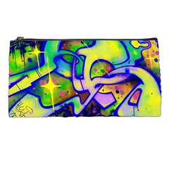Graffity Pencil Case by Siebenhuehner
