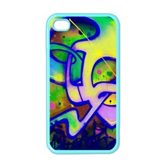 Graffity Apple Iphone 4 Case (color) by Siebenhuehner