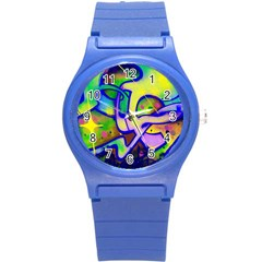 Graffity Plastic Sport Watch (small) by Siebenhuehner