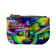 Graffity Coin Change Purse by Siebenhuehner