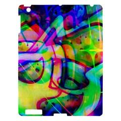 Graffity Apple Ipad 3/4 Hardshell Case by Siebenhuehner