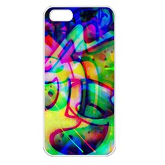 Graffity Apple Iphone 5 Seamless Case (white) by Siebenhuehner