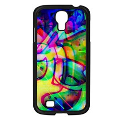 Graffity Samsung Galaxy S4 I9500/ I9505 Case (black) by Siebenhuehner