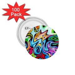 Graffity 1 75  Button (100 Pack) by Siebenhuehner