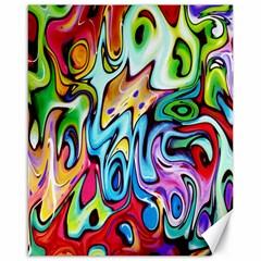 Graffity Canvas 16  X 20  (unframed) by Siebenhuehner