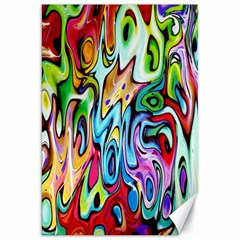 Graffity Canvas 20  X 30  (unframed) by Siebenhuehner