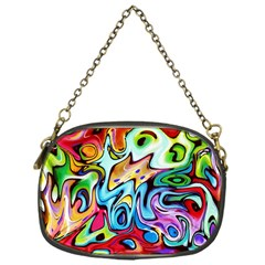 Graffity Chain Purse (one Side) by Siebenhuehner