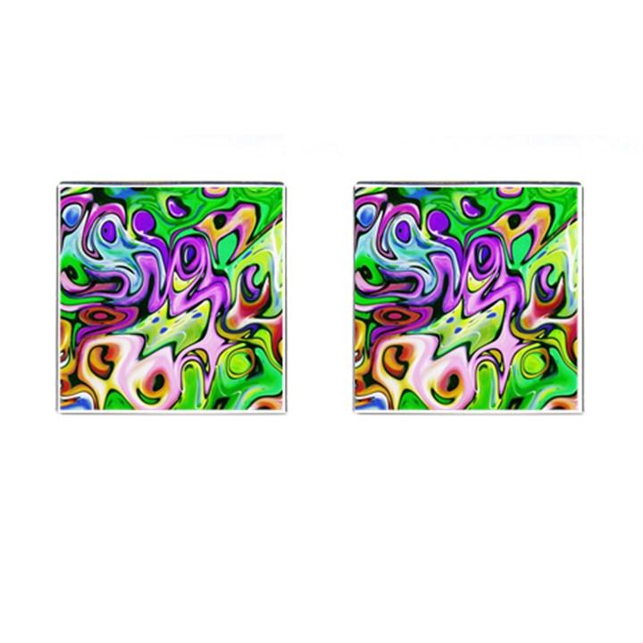 Graffity Cufflinks (Square)