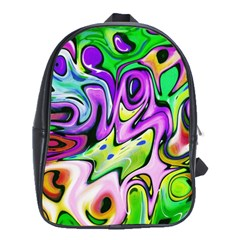 Graffity School Bag (Large) by Siebenhuehner