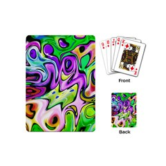 Graffity Playing Cards (mini) by Siebenhuehner
