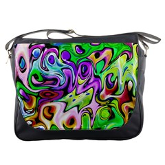 Graffity Messenger Bag by Siebenhuehner