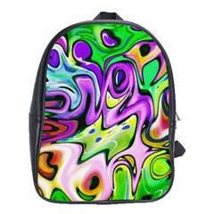 Graffity School Bag (xl) by Siebenhuehner