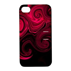 L462 Apple iPhone 4/4S Hardshell Case with Stand