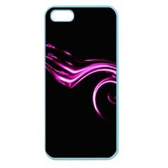 L459 Apple Seamless Iphone 5 Case (color)