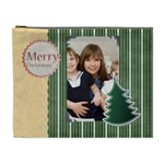 mery christmas - Cosmetic Bag (XL)