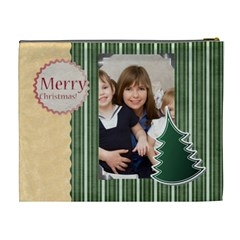 Mery Christmas By Joely   Cosmetic Bag (xl)   Jbfdvecuybbu   Www Artscow Com Back