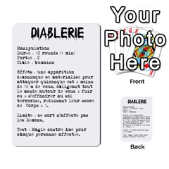 Dfbp By Pascal Oliet   Multi Purpose Cards (rectangle)   2epw0v18cggw   Www Artscow Com Front 29