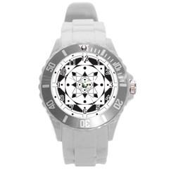 Mandala Plastic Sport Watch (large)