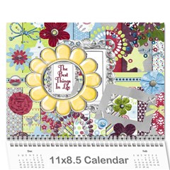 Momo Calendar By Miky Yuen   Wall Calendar 11  X 8 5  (12 Months)   521r51h7pqg8   Www Artscow Com Cover