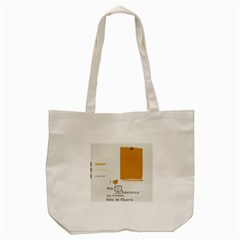 Tote Bag By Deca   Tote Bag (cream)   P67isowio3w5   Www Artscow Com Front