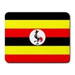 Uganda Flag Small Mousepad
